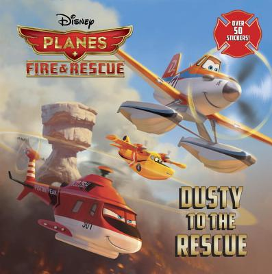 Planes Fire & Rescue 8x8 By Disney