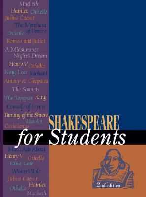 Shakespeare for Students By Hacht, Anne Marie (EDT)/ Burnstein, Cynthia (FRW)
